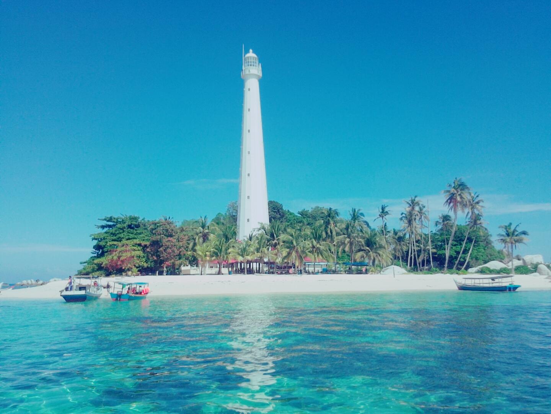 Pulau Belitung, Pulau Lengkuas