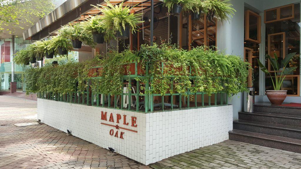 Maple and Oak Jakarta