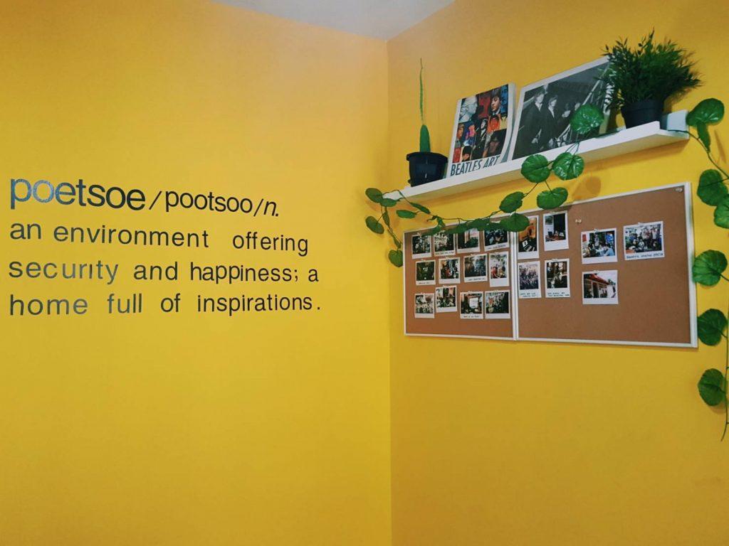 Poetsoe Creative Co-working Space