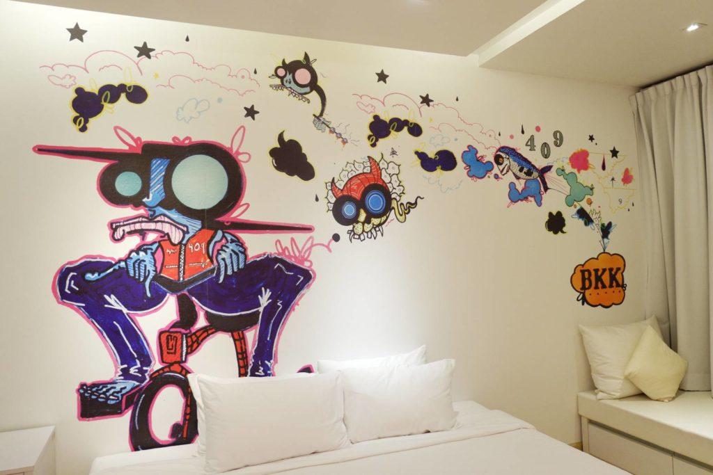 Beat Hotel Bangkok Thailand
