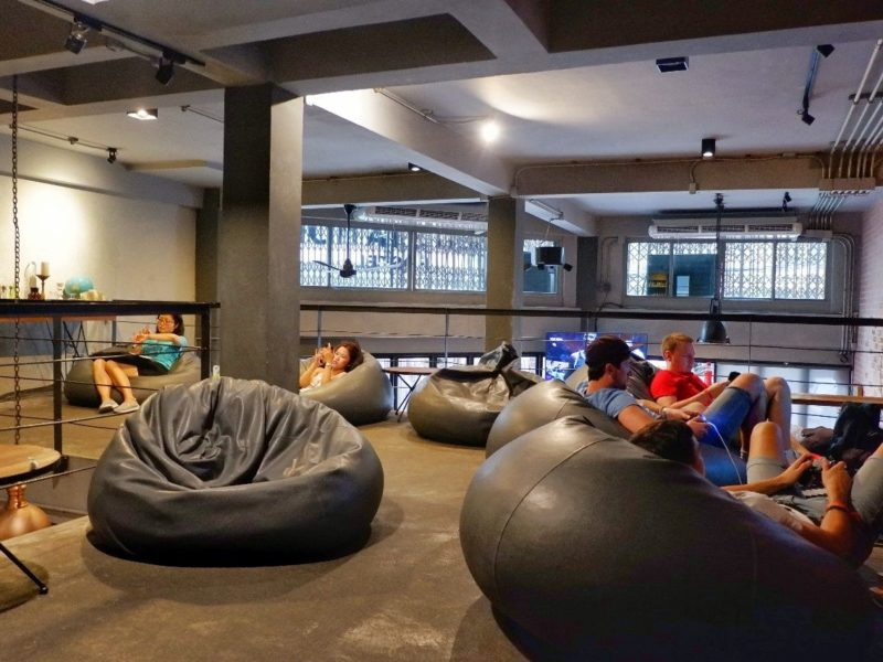 Bed Station Hostel Bangkok