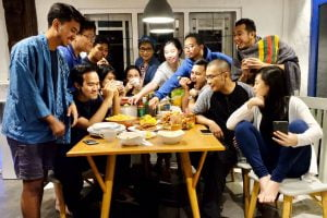 FleishmanHillard Goes to Bandung