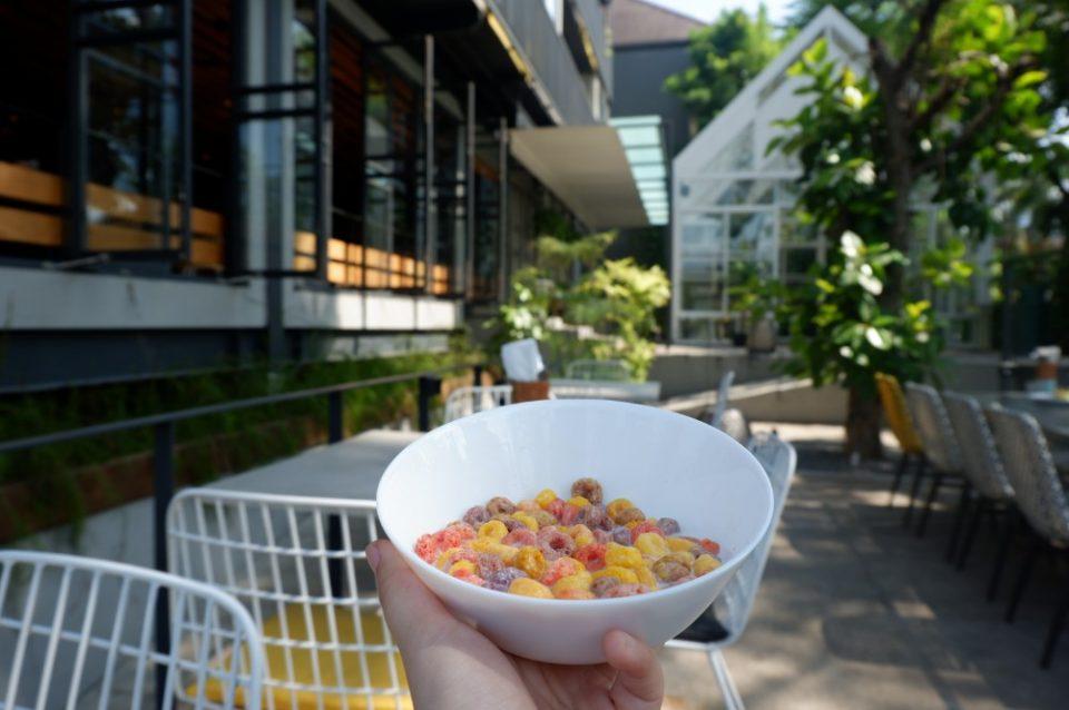 Breakfast Kollektiv Hotel Bandung