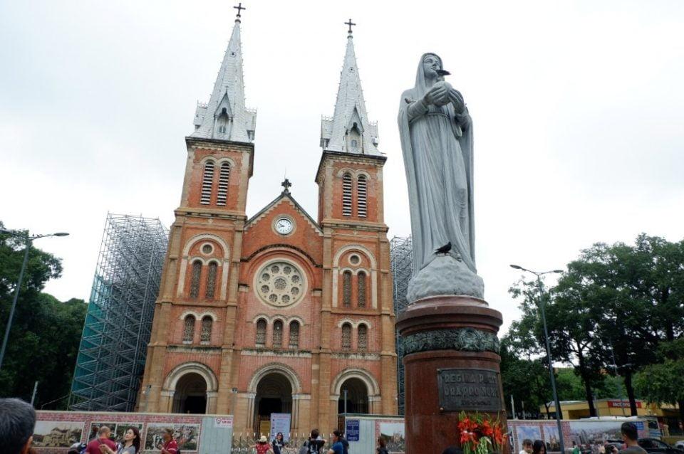 Notre Dame Vietnam Ho Chi Minh