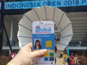 Blibli Indonesia Open 2018