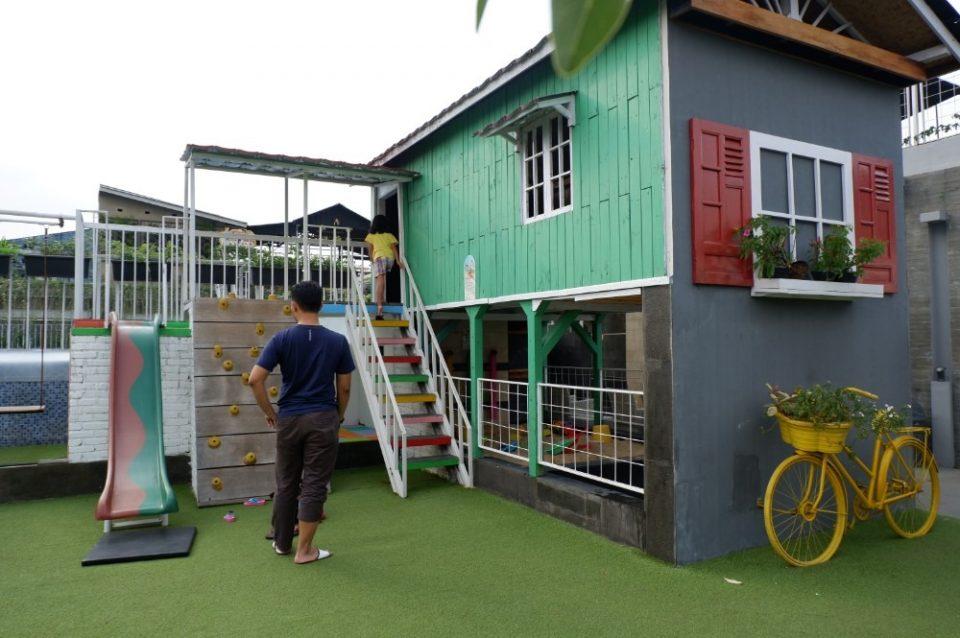 Playground Hotel Grand Tjokro Bandung