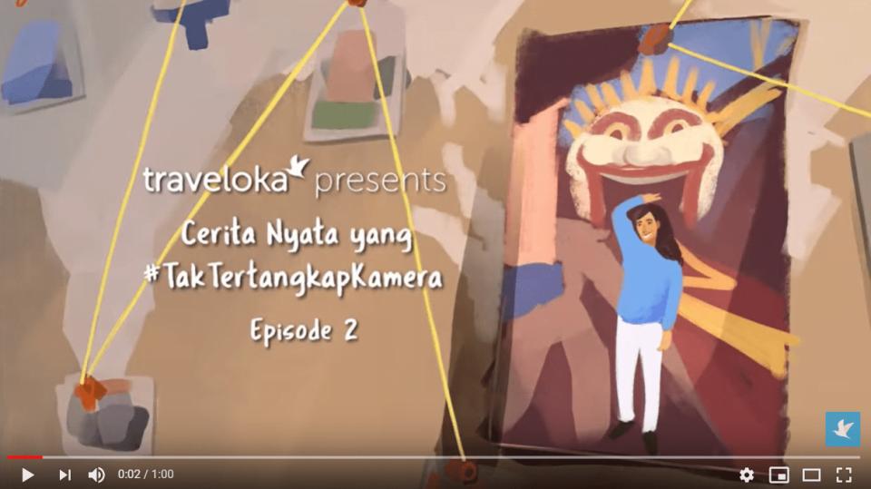 Traveloka Ad